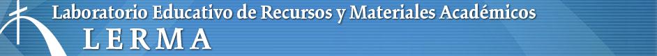 Laboratorio Educativo de Recursos y Materiales